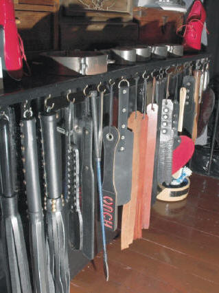 London Dungeon Hire: Massive range of Punishment Equipment
